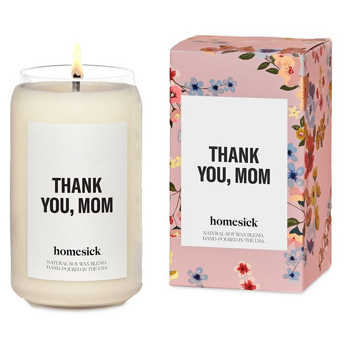 Homesick - Thank You, Mom Candle