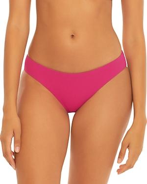 Fine Line Ribbed Hipster Bikini Bottom
