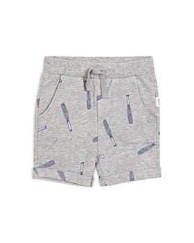 Miles Baby - Boys' Baseball Print Shorts - Baby