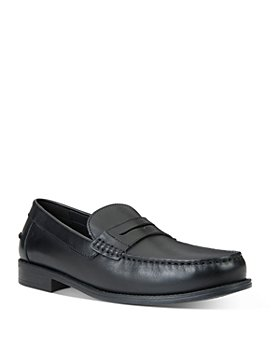 Geox - Damon Leather Penny Loafers