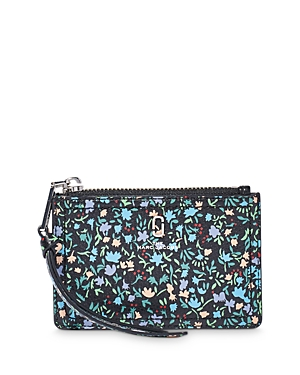 Marc Jacobs Wallets THE SOFTSHOT DITSY FLORAL TOP ZIP MULTI WALLET