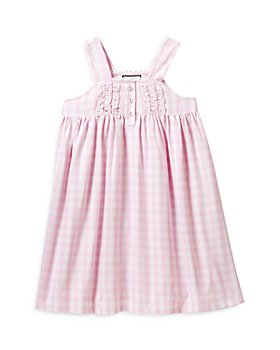 Petite Plume - Girls' Charlotte Gingham Nightgown - Baby, Little Kid, Big Kid