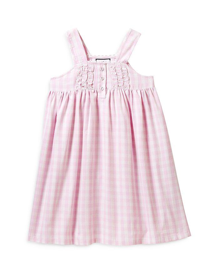 PETITE PLUME Nightgowns GIRLS' CHARLOTTE GINGHAM NIGHTGOWN - BABY, LITTLE KID, BIG KID