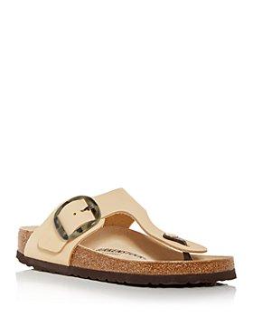 Birkenstock - Women's Gizeh Big Buckle Thong Sandals