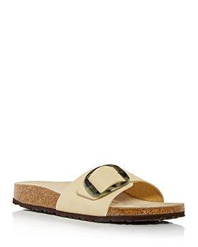 Birkenstock - Women's Madrid Torty Big Buckle Sandals