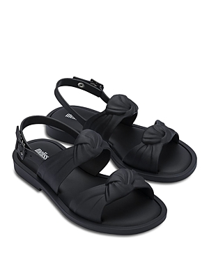 Women's Knotted Slingback Sandals