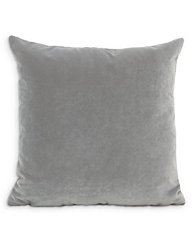 "Bloomingdale's Artisan Collection - Knife Edge Velvet Decorative Pillow, 21"" x 21"""