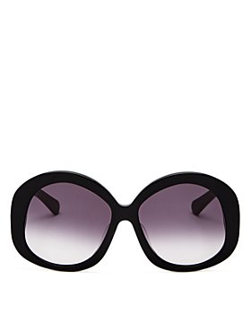 Karen Walker - Women's Round Sunglasses, 58mm