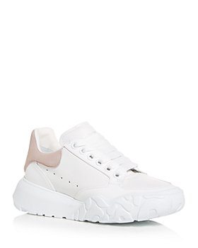 Alexander McQUEEN - Women's Court Platform Low Top Sneakers