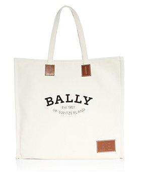 Bally - Crystalia Extra Large Canvas Tote