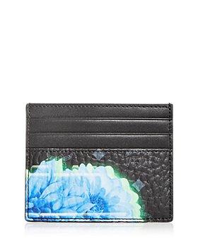 MCM - Tech Flower Mini Card Case