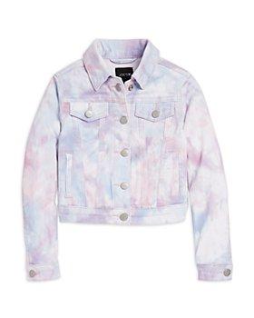 Joe's Jeans - Girls' Tie-Dyed Denim Jacket, Little Kid - 100% Exclusive