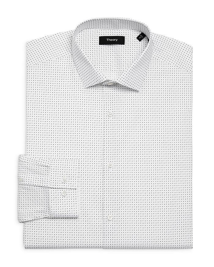 Theory - Cedrick Rovall Print Dress Shirt