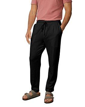 Velvet by Graham & Spencer - PARKER02 Cotton Blend Regular Fit Sweatpants