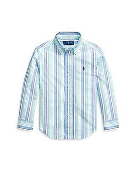 Ralph Lauren - Boys' Seersucker Button-Down Shirt - Little Kid