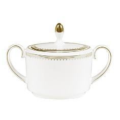Vera Wang Wedgwood Grosgrain Sugar Bowl - Bloomingdale's Registry_0