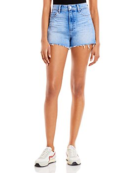 PAIGE - Margot Denim Shorts in Zevon
