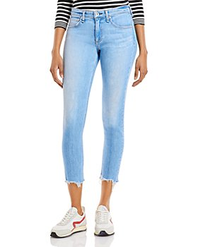 rag & bone - Cate Skinny Ankle Jeans in Harper