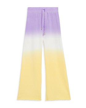 Sandro - Darcy Tie Dyed Drawstring Pants