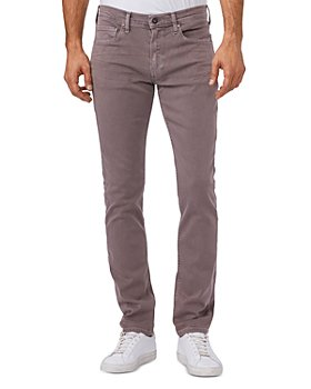 PAIGE - Lennox Slim Fit Jeans in Vintage Toasted Spice