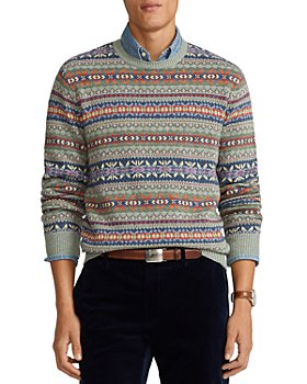 Polo Ralph Lauren - Fair Isle Crewneck Sweater