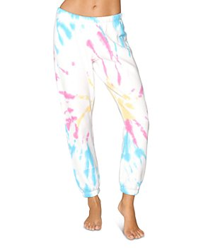 Spiritual Gangster - Perfect Terry Tie-Dye Sweatpants