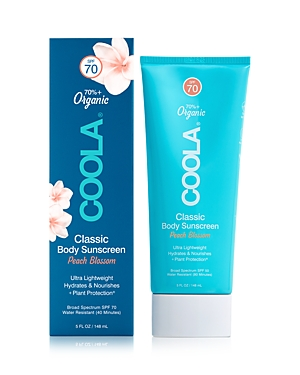 Classic Body Organic Sunscreen Spf 70