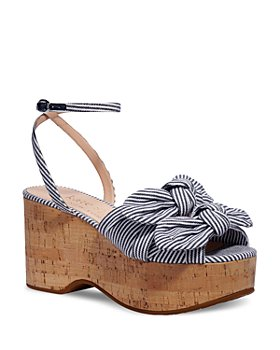 kate spade new york - Women's Julep Ankle Strap Wedge Sandals