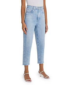 AG - Renn Cropped Jeans in Sunburst