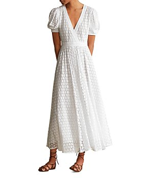 Ralph Lauren - Eyelet Lace Dress