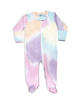 Noomie - Girls' Tie Dyed Footie - Baby