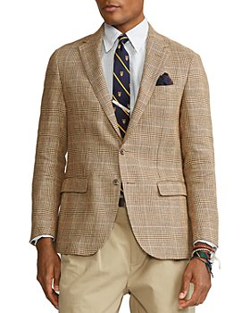 Polo Ralph Lauren - Polo Glen Plaid Linen Suit Jacket