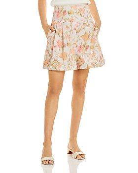 Rebecca Taylor - Hollywood Floral Print Shorts