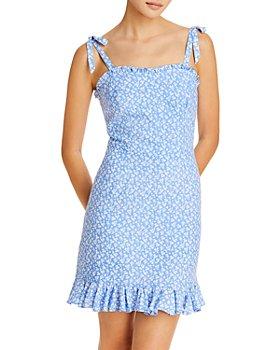 Bardot - Ditsy Mini Dress