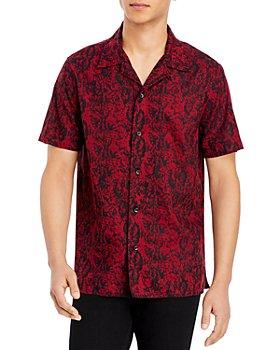 John Varvatos Star USA - Danny Camp Regular Fit Shirt