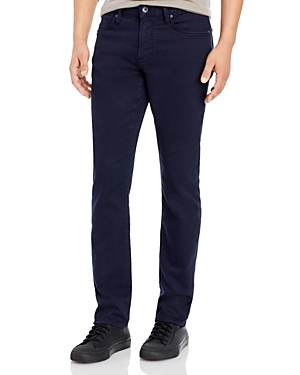John Varvatos Star Usa Bowery Slim Fit Jeans in Eclipse