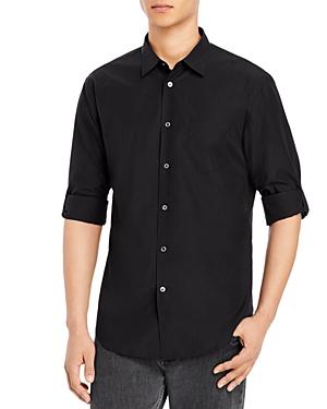 Sleeve Tab Slim Fit Shirt