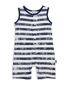 Splendid - Boys' Splash Striped Coverall - Baby