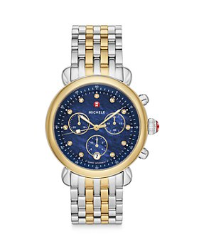 MICHELE - CSX 39 Chronograph, 39mm (40% off) - Comparable value $1995