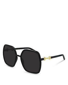 Gucci - Women's Square Sunglasses, 55mm