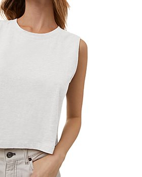 FRENCH CONNECTION - Cropped Tank