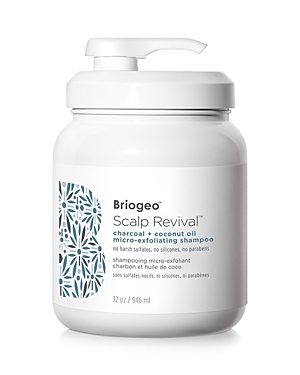 Scalp Revival Charcoal + Coconut Oil Micro-Exfoliating Shampoo 32 oz.