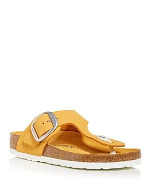 Women's Gizeh Big Buckle Thong Sandals