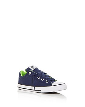 Converse - Unisex Chuck Taylor All Star Street Slip On Low Top Sneakers- Toddler, Little Kid, Big Kid