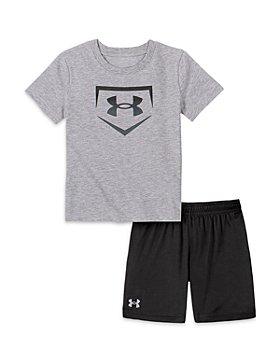 Under Armour - Boys' UA Ombre Tee & Shorts Set - Little Kid