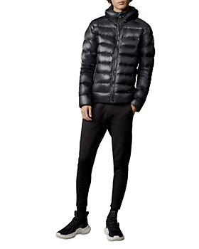 Canada Goose - Black Disc Crofton Nylon Hooded Puffer Jacket