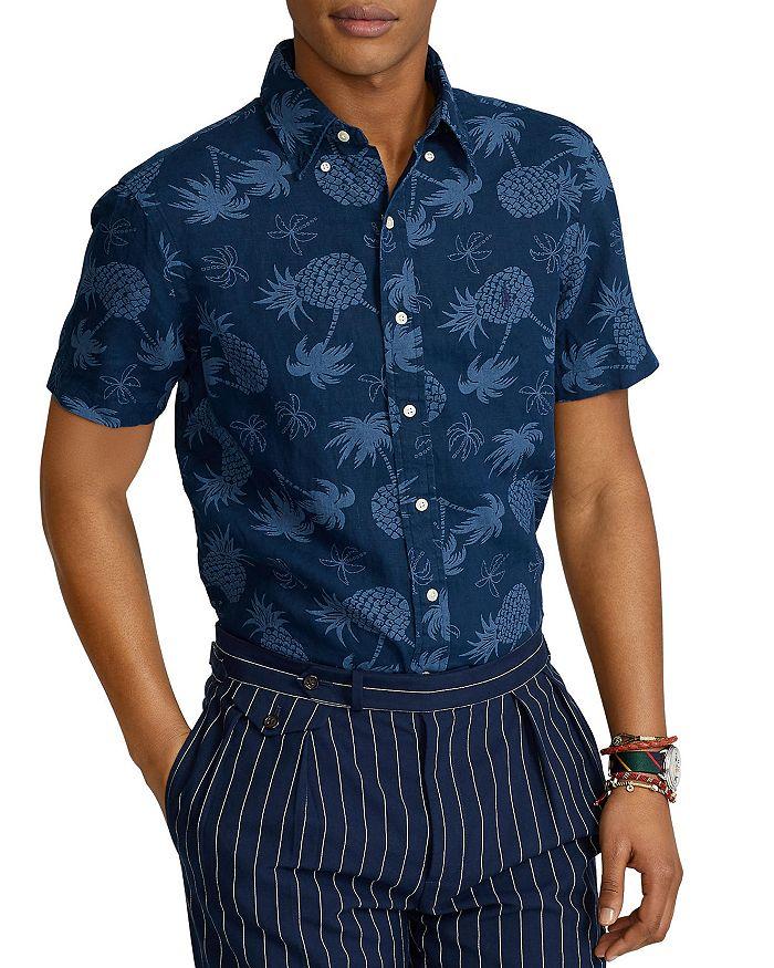Polo Ralph Lauren - Classic Fit Tropical Linen Shirt