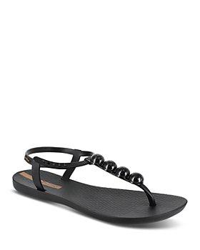 Ipanema - Women's Embellished Thong Sandals