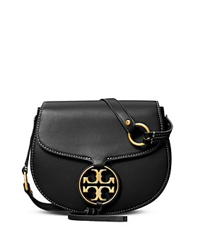 Tory Burch - Miller Small Leather Saddlebag