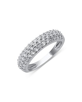 Bloomingdale's - Diamond Band in 14K White Gold, 1.0 ct. t.w. - 100% Exclusive